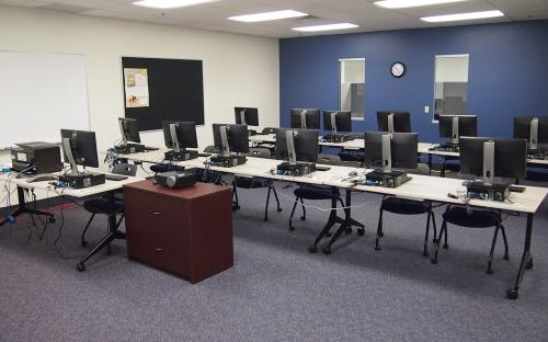 Olathe Office Training Room